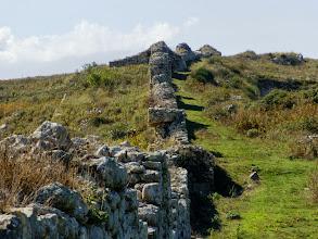 Photo: Byllis, Hellenistic city wall 2,250 km long