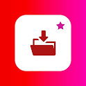 Image and Video Downloader for Instagram icon
