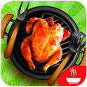 Barbecue charcoal grill - Best BBQ grilling ever icon