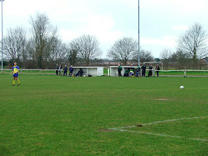 Photo: 25/03/06 v Feckenham (Midland Combination League Premier Div) 1-3 - contributed by Paul Sirey