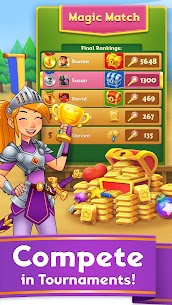 Charm King MOD Apk 8.6.0 (Unlimited Golds/Lives) 4