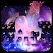 Galaxy Unicorn Keyboard Theme Icon