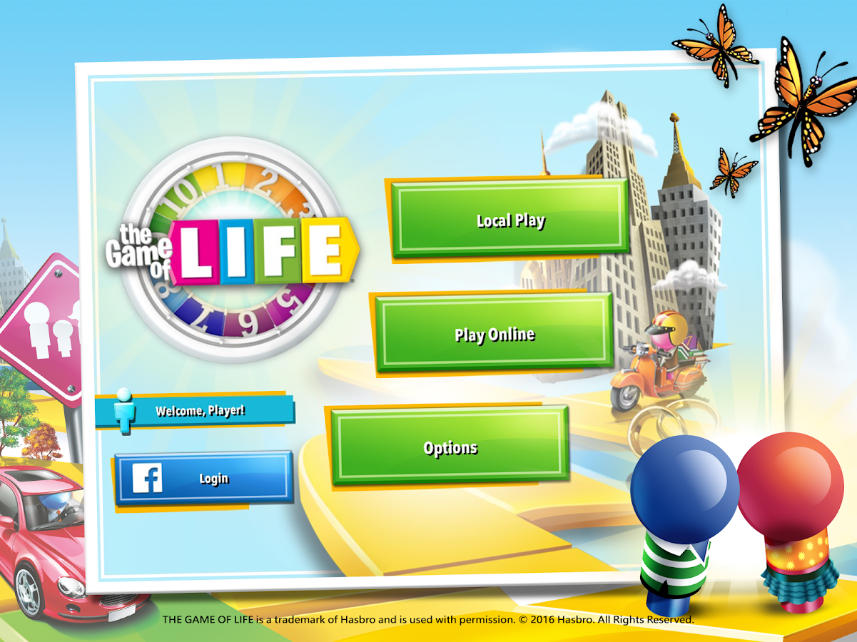 The Game of Life- screenshot