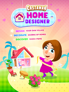 Castaway Home Designer- screenshot thumbnail