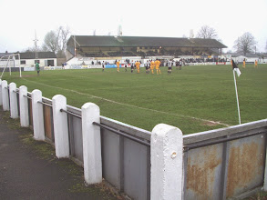 Photo: 15/01/05 v Ossett Albion (NPL Division 1) 3-2 - contributed by Mike Latham