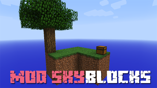SkyBlock Map for MCPE 1.0 screenshots 1