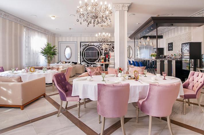 Фото №10 зала Банкетный зал Villa Italy