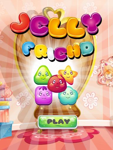 Jelly Friend Go