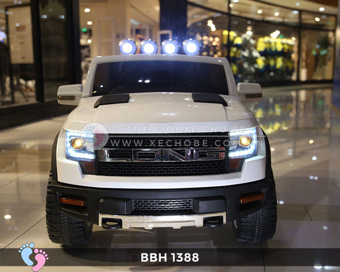 xe o to dien cho be Ford Ranger BBH-1388 2