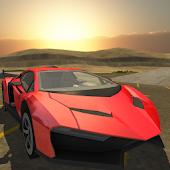 Extreme Turbo GT Race Car 3D