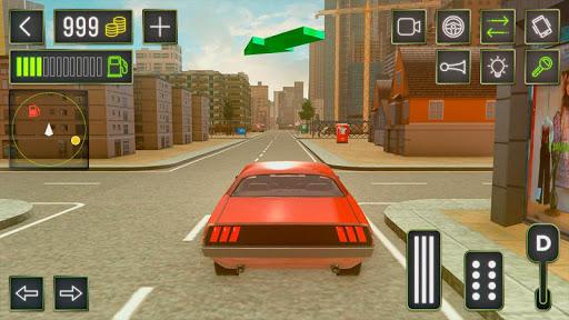 Driving Car Simulator 1.4 screenshots 9