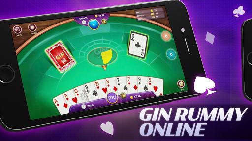 Gin Rummy Online - Free Card Game 1.1.1 screenshots 1