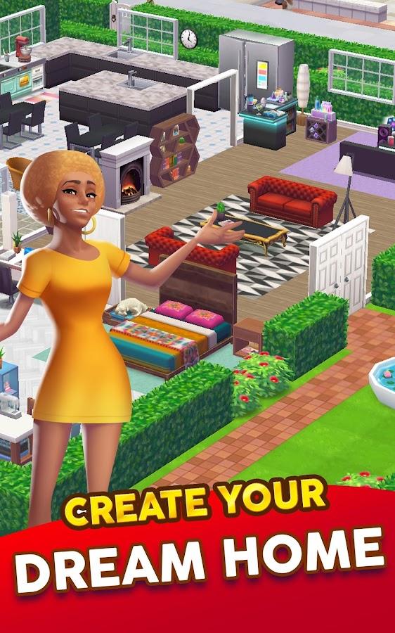 Home Street – zrzut ekranu