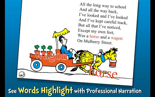 Mulberry Street - Dr. Seuss