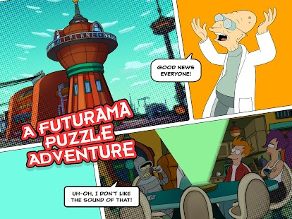 Futurama: Game of Drones Screenshot 15