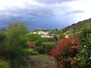 Photo: Le village de Montbrun les Bains