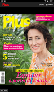 Plus Magazine Belgique HD screenshot 8