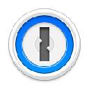 1Password extension (desktop app required)
