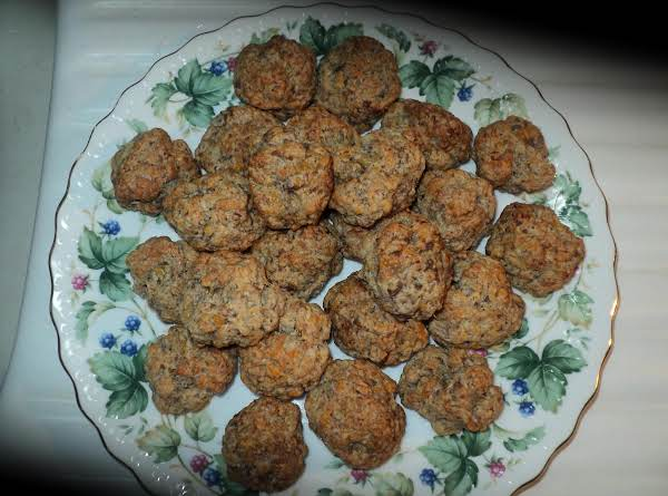 Betty's Sausage Balls Recipe