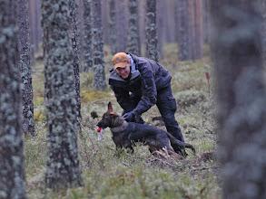 Photo: Bent og Balder i sporslutt