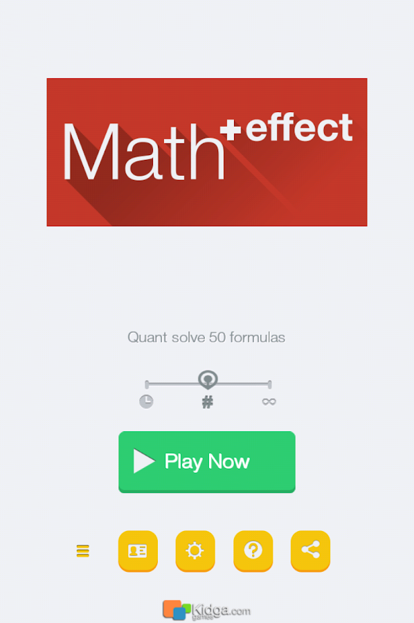 Math Effect- screenshot