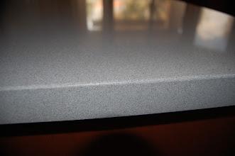 Photo: counters - silestone silver nube