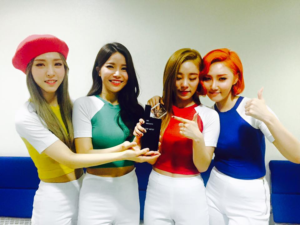 mamamoo-inkigayo-first-win