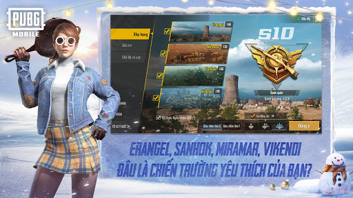 PUBG MOBILE VN 0.16.0 screenshots 5