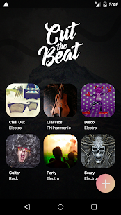 CutTheBeat - share music- screenshot thumbnail