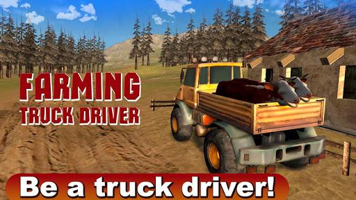 免費下載模擬APP|Farming Truck Driver 3D app開箱文|APP開箱王