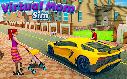 Download New Virtual Mom Happy Family 2020:Mother Simulator For PC Windows and Mac apk screenshot 10