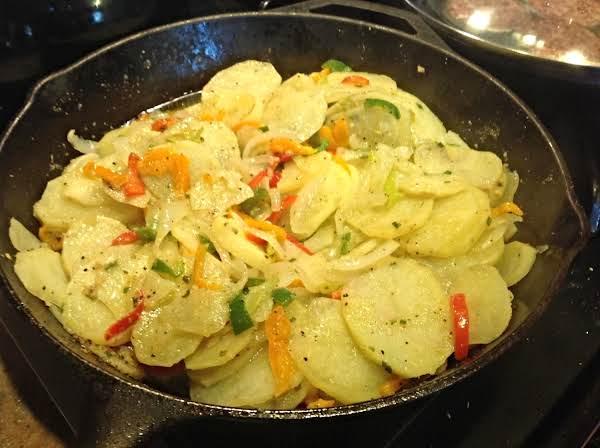 Breakfast For Dinner Potatoes