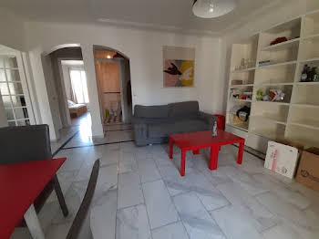 Appartement meublé 3 pièces 65,13 m2