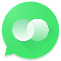 Inbox Messenger: Chat Room App icon