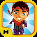 Ninja Kid Run - Adventure Game icon