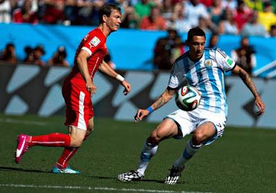 L'Argentine au bout de l'effort