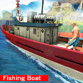 Fishing Boat Simulator 2019 : Boat And Ship Games Android APK Download Free By ALP GAMES