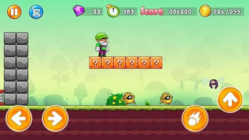 Super Pino Go : Jungle Man Adventure 0.4 2