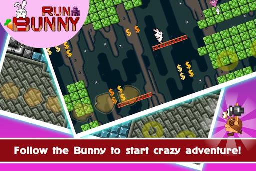 Runnig Bunny