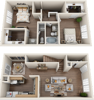 Go to Lorenzo Floorplan page.