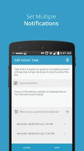 Goal Striver: To-Do List App screenshot 2