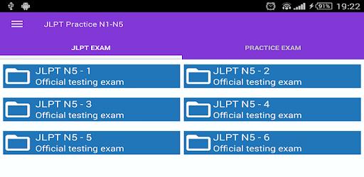 JLPT Practice N1-N5 - Apps on Google Play