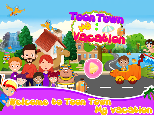Toon Town: Vacation 12.9 screenshots 1
