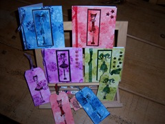 inky cards