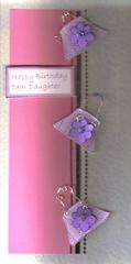 Pink bag birthday