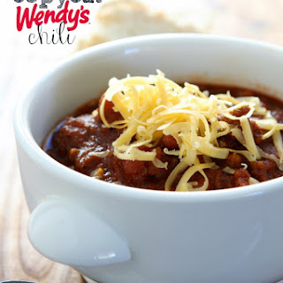 Copycat Chili Recipes.