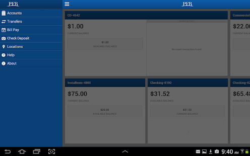Planters First Bank for Tablet - Apps on Google Play on