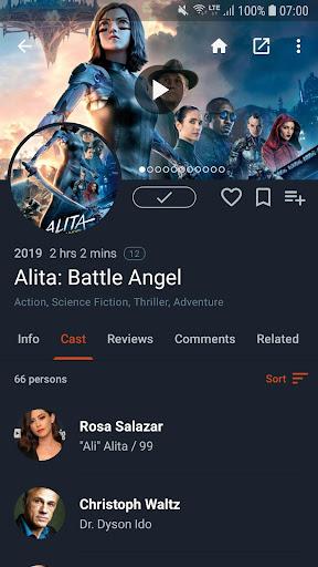 Moviebase: Discover Movies & Track TV Shows screenshot 4