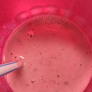 LVHS-Strawberry Vanilla Smoothie