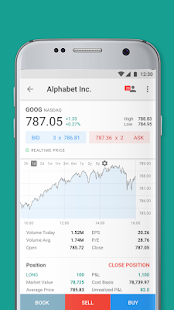 Options trading training app